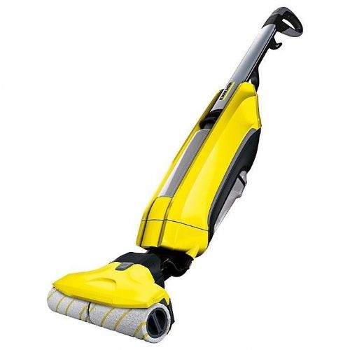 Karcher FC5 Hard Floor Cleaner Sweeper & Mop in One Includes Detergent 1.055-502